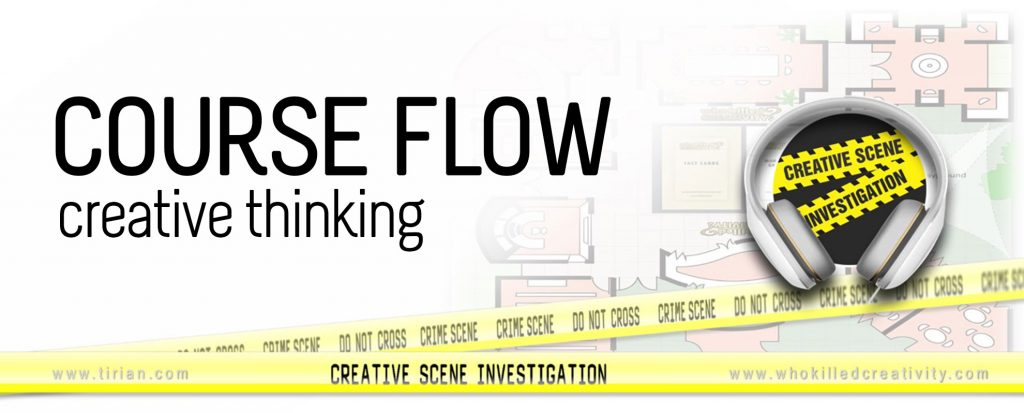 Course flow blended learning